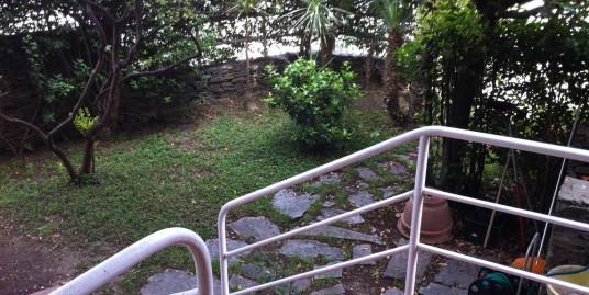 Calabona trilocale con giardino